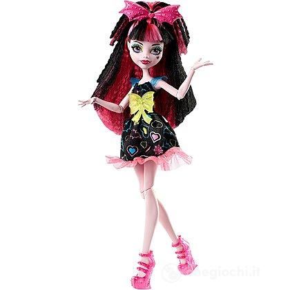 Draculaura Monster High Elettrizzante (DVH67)