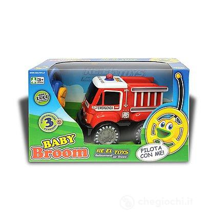 Radiocomando Baby Broom Pompieri 3 funzioni (1989)