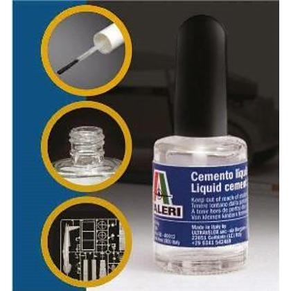 Cemento Liquido per Plastica 15 ml (IT3989P)