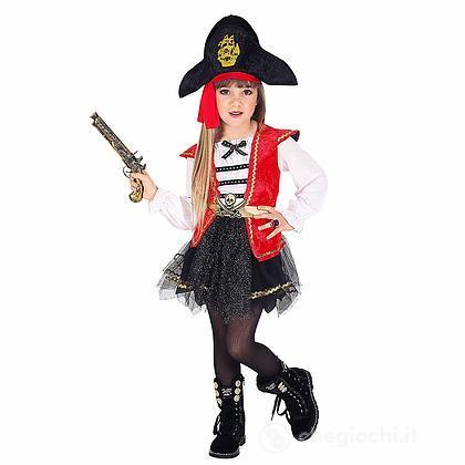 Costume Piratessa 2-3 anni