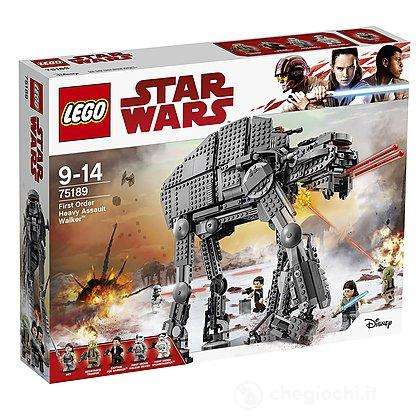 First Order Heavy Assault Walker - Lego Star Wars (75189)