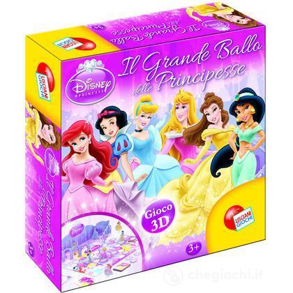 Princess Il Grande Ballo delle Principesse 3D (39906)