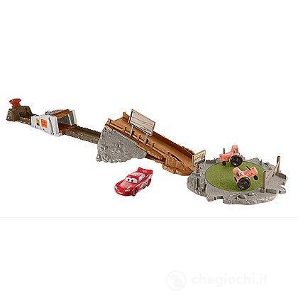 Pista sfida i trattori di Smokey. Cars (FLK03)