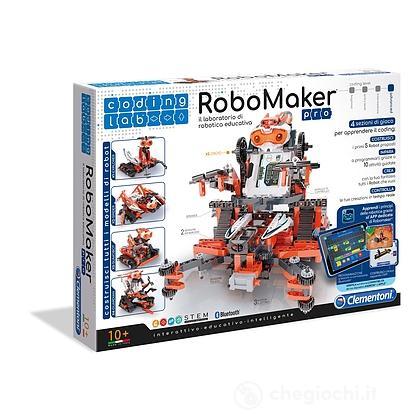 Laboratorio dei Robot Robomaker (13992)