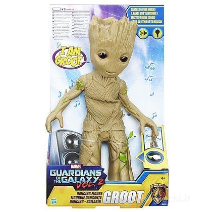 Baby Groot Elettronico Interattivo. Guardiani della Galassia 2