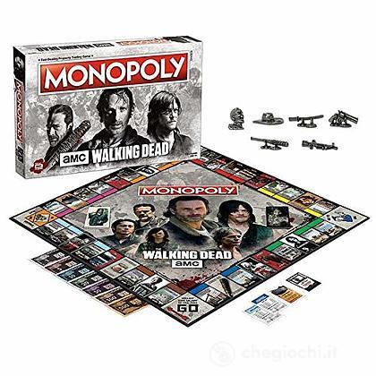 Monopoly Walking Dead (29940)
