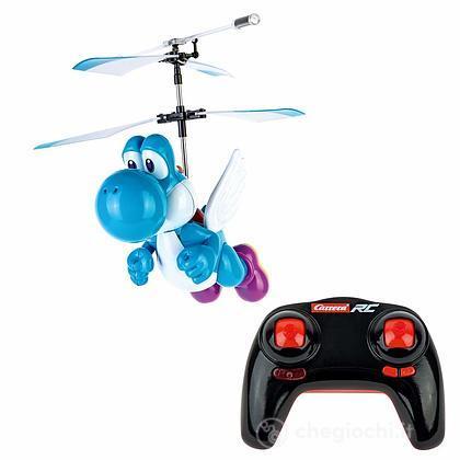 Super Mario - Flying Yoshi, light blue (370501036)