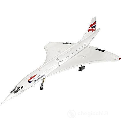 Aereo Concorde British Airways (04997)