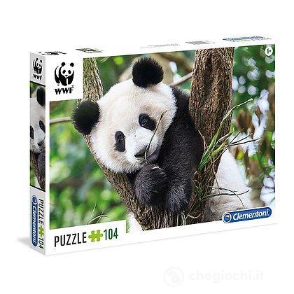 Puzzle pezzi 104 WWF Panda 27997