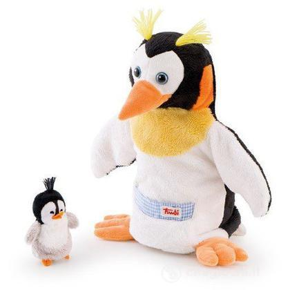 Marionetta Pinguino con cucciolo (29997)