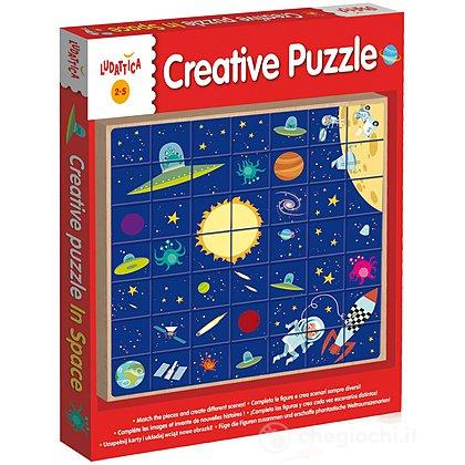 Legno Creative Puzzle In Space