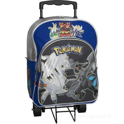 Zaino trolley sganciabile Pokemon (85999)