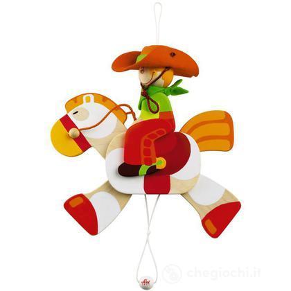 Burattino Cowboy