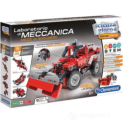 Laboratorio di Meccanica - mezzi da soccorso (13999)