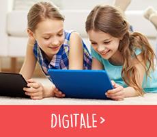 Regali di Natale per bambini digitali