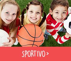 Regali di Natale per bambini sportivi