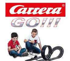 Piste Carrera GO