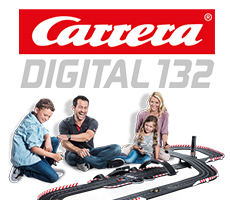 Piste Carrera Digital 132