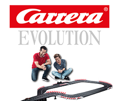 Piste Carrera Evolution