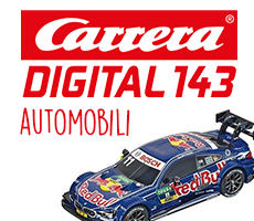 Carrera Digital 143 automobili