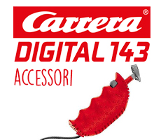 Carrera Digital 143 accessori