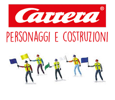 Carrera personaggi e costruzioni