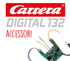 Carrera Digital 132 accessori