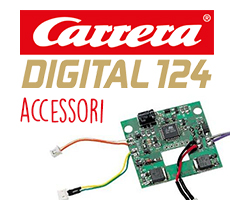Carrera Digital 124 accessori