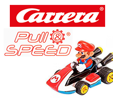 Carrera Pull Speed