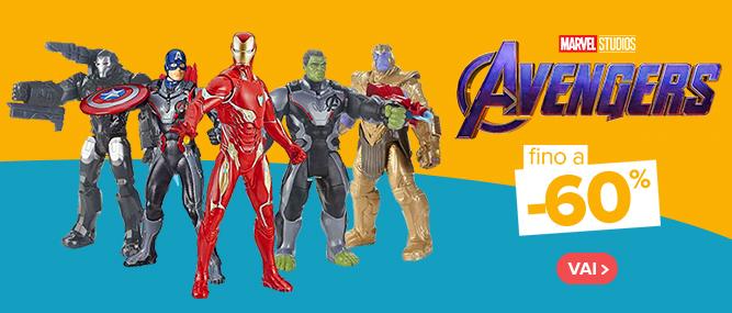Promozione Avengers Endgame