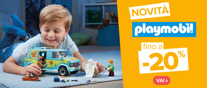 Novità Playmobil 2020