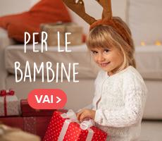 Regali di Natale per Bambine e Ragazze