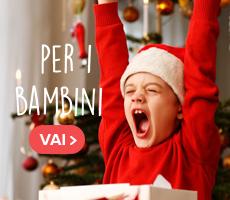 Regali di Natale per Bambini e Ragazzi