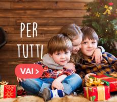 Regali di Natale per Bambini e Adulti